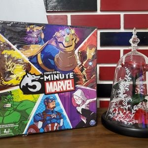 5 minute marvel game